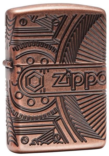 Зажигалка Armor™ Gears Зиппо (Zippo) 29523 - фото 95765