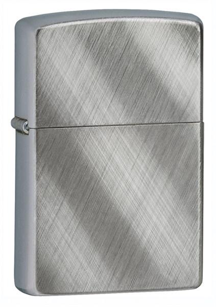 Зажигалка Diagonal Weave Zippo 28182 - фото 95813