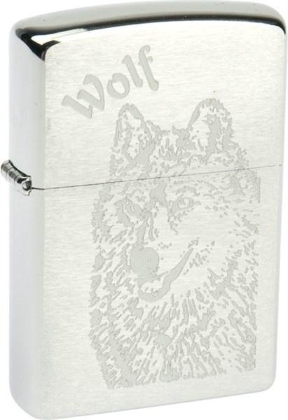 Зажигалка Zippo 200 Wolf - фото 95836