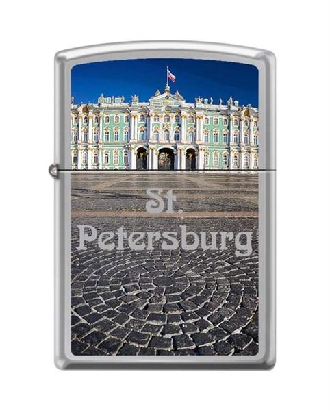 Зажигалка Zippo 250 WINTER PALACE - фото 95905