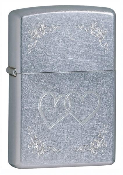 Зажигалка Hearts Zippo 24016 - фото 95937