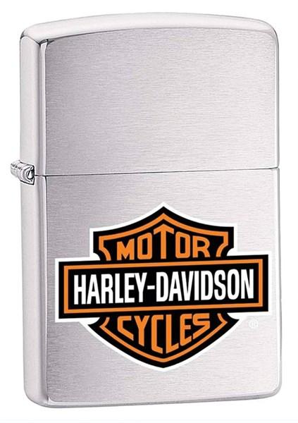 Зажигалка Harley-Davidson® Зиппо (Zippo) 200HD.H252 - фото 95943