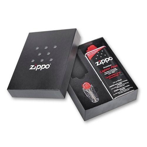 Подарочный набор для классической зажигалки Zippo 50R - фото 96012