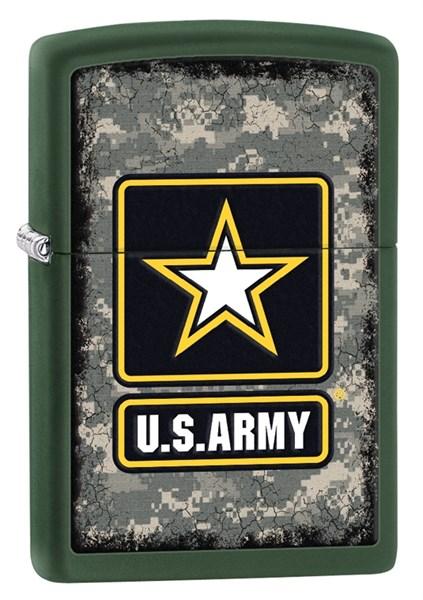 Зажигалка U.S. Army Зиппо (Zippo) 28631 - фото 96108