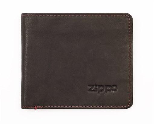 Горизонтальное кожаное портмоне Зиппо (Zippo) 2005118 - фото 96157