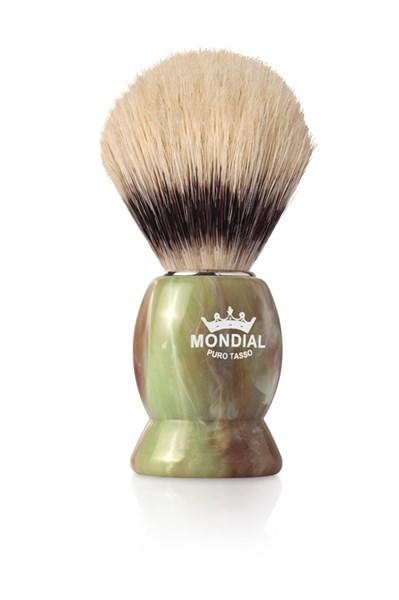 Помазок для бритья, пластик, свиной ворс Mondial M5093/8 - фото 99600