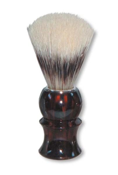 Помазок для бритья, пластик, ворс барсука Mondial M6715 - фото 99612