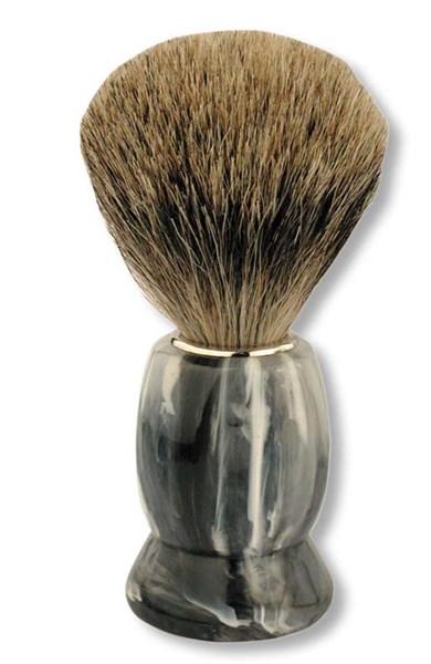 Помазок для бритья, пластик, свиной ворс Mondial M5093/6 - фото 99624