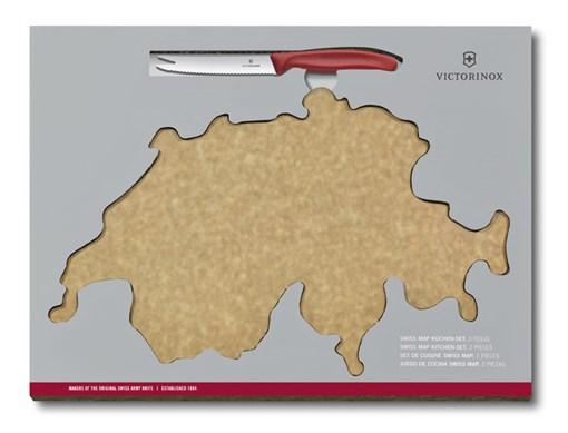 Кухонный набор Swiss Map Victorinox 6.7191.CH - фото 99660