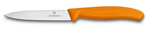 Нож для овощей SwissClassic 10 см Victorinox 6.7706.L119 - фото 99687