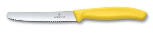 Нож столовый 11см SwissClassic Викторинокс (Victorinox) 6.7836.L118 - фото 99698