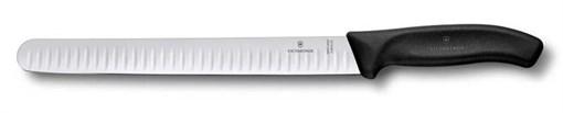 Нож для нарезки ломтиками 25см SwissClassic Victorinox 6.8223.25 - фото 99717