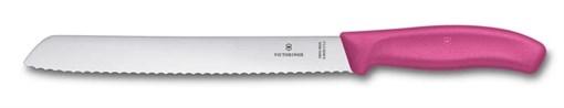 Нож для хлеба 21см SwissClassic Викторинокс (Victorinox) 6.8636.21L5B - фото 99732