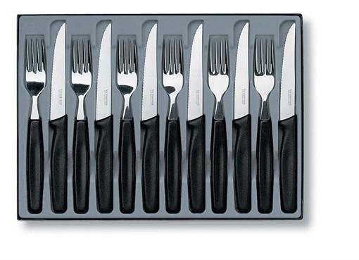 Набор столовых приборов Викторинокс (Victorinox) 5.1233.12 - фото 99769