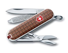 Нож-брелок Classic Chocolate Victorinox 0.6223.842