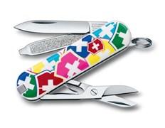 Нож-брелок Classic VX Colors Victorinox 0.6223.841