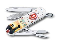 Нож-брелок Classic Cappadocia Victorinox 0.6223.L1804