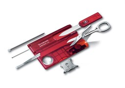 Швейцарская карточка SwissCard Lite Victorinox 0.7300.T
