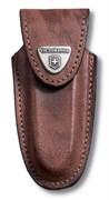 Кожаный чехол на ремень для ножа 91 мм (толщиной 2-4 уровня) Victorinox 4.0533