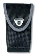 Нейлоновый чехол на ремень для ножа 111 мм (толщиной 4-6 уровней) с отделением для фонаря Victorinox