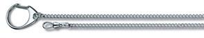 Цепочка для ножа с кольцом для ключей и карабином, 40 см Victorinox 4.1813