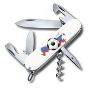 Нож перочинный Spartan Российский футбол Викторинокс (Victorinox) 1.3603 SOCCER I