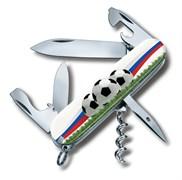 Нож перочинный Spartan Футбольное поле Victorinox 1.3603 SOCCER II