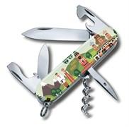 Нож перочинный Spartan Из России с любовью Victorinox 1.3603 RUSSIA