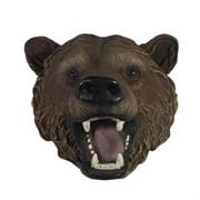Фигура декоративная Голова медведя L23W24H23см