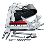 Мультитул SwissTool X Plus Ratchet (40 функций, 115 мм) Victorinox 3.0339.L