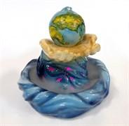 Настольный фонтан Сотворение мира