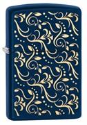 Зажигалка Zippo с покрытием Navy Matte, 29926