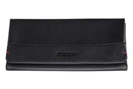 Кисет для табака Зиппо (Zippo), натуральная кожа, 2006059