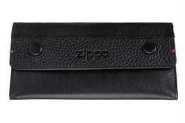 Кисет для табака Зиппо (Zippo), натуральная кожа, Z144379