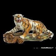 Статуэтка ростовая Тигр крадущийся CB-363-T