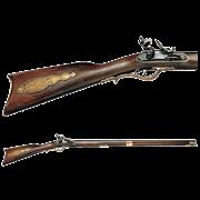Ружье Кентукки США 19 века DE-1201