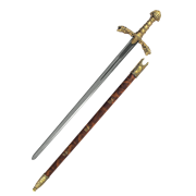 Меч Ричарда Львиное Сердце в ножнах 12 века DE-4125-L