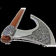 Боевой топор Викингов DE-628-G