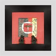 Картина по фен-шуй Счастливая дверь XMS-4270