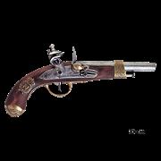 Пистоль Наполеона 1806 года DE-1063