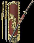 Катана  Минамото  самурайский меч AG-112