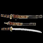 Вакидзаси  Минамото  самурайский меч AG-113