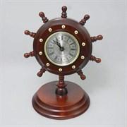 Часы настольные штурвал Н-2-Ч