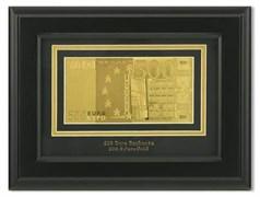Картина с банкнотой 500 Euro HB-045