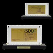 Картина с банкнотой 500 Euro HB-059