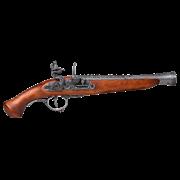 Пистоль немецкий 17 века DE-1260-G