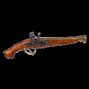 Пистоль немецкий 17 века DE-1260-L