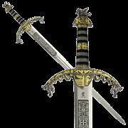 Декоративный меч Ричарда Львиное сердце AG-277-R