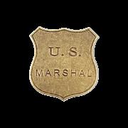 Значок маршала США DE-103