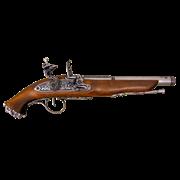 Пистоль пиратский 18 века DE-1103-G